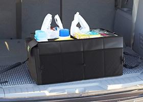 Drive Auto Products - Car Cargo Trunk Organizer