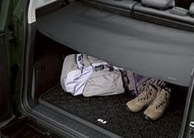 Toyota OEM - Trunk Cargo Cover