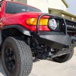 Best Off-Road Front Bumper for Toyota FJ Cruiser