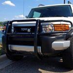 Best Front Bumper Guard for Toyota FJ Cruiser