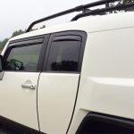 Best Toyota FJ Cruiser Window Deflectors