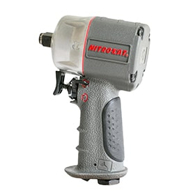 "AIRCAT 1076XL - 3/8"""" Compact Air Impact Wrench Review"