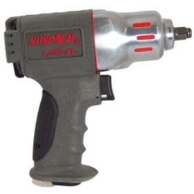 "NitroCat 1355XL - 3/8"""" Air Impact Wrench Review"