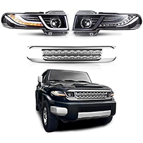RR-style Headlights for FJ