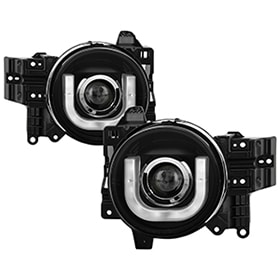 Spyder – Replacement Headlights for Toyota FJ Cruiser