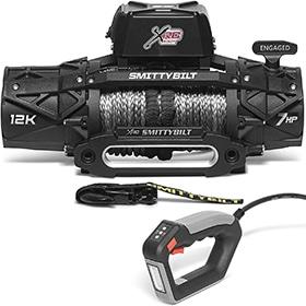 Smittybilt XRC GEN3 - winch